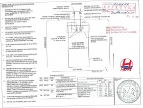 Sample backflow approval