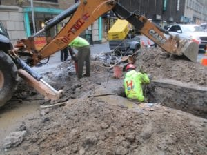 Emergency Water Line Install NYC