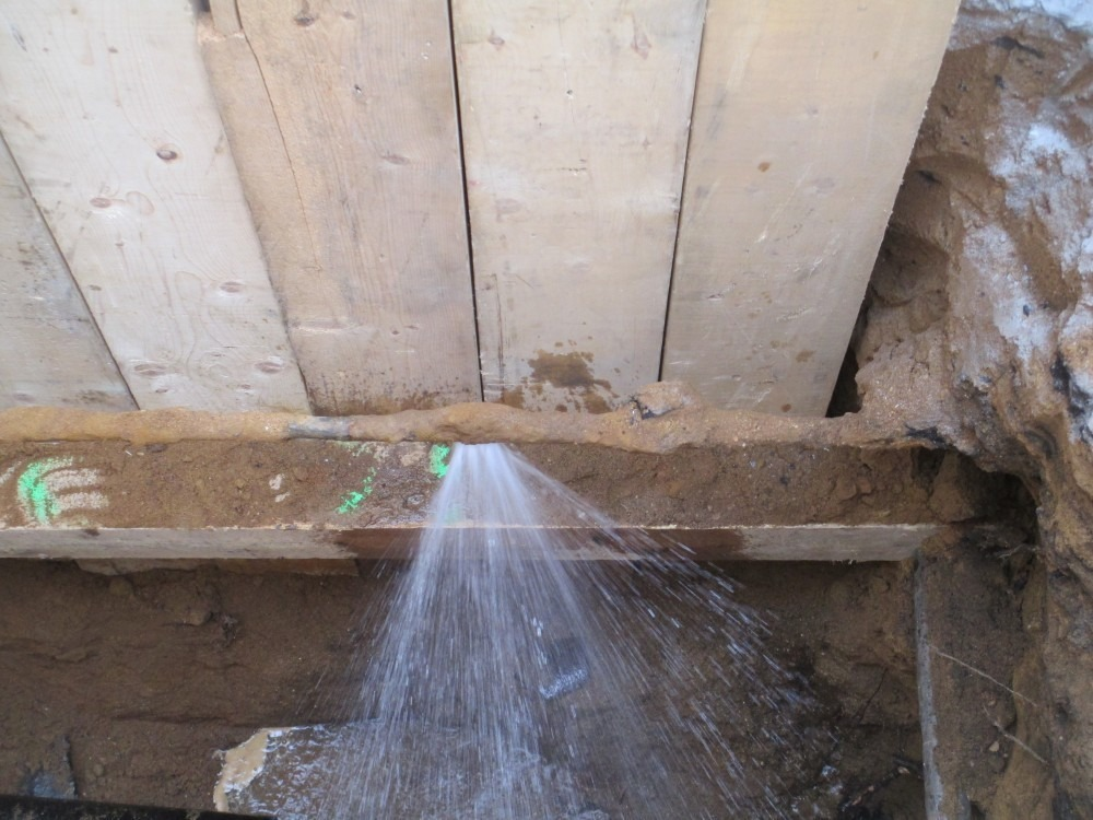 How To Detect If Your Water Line Is Leaking Harris Water