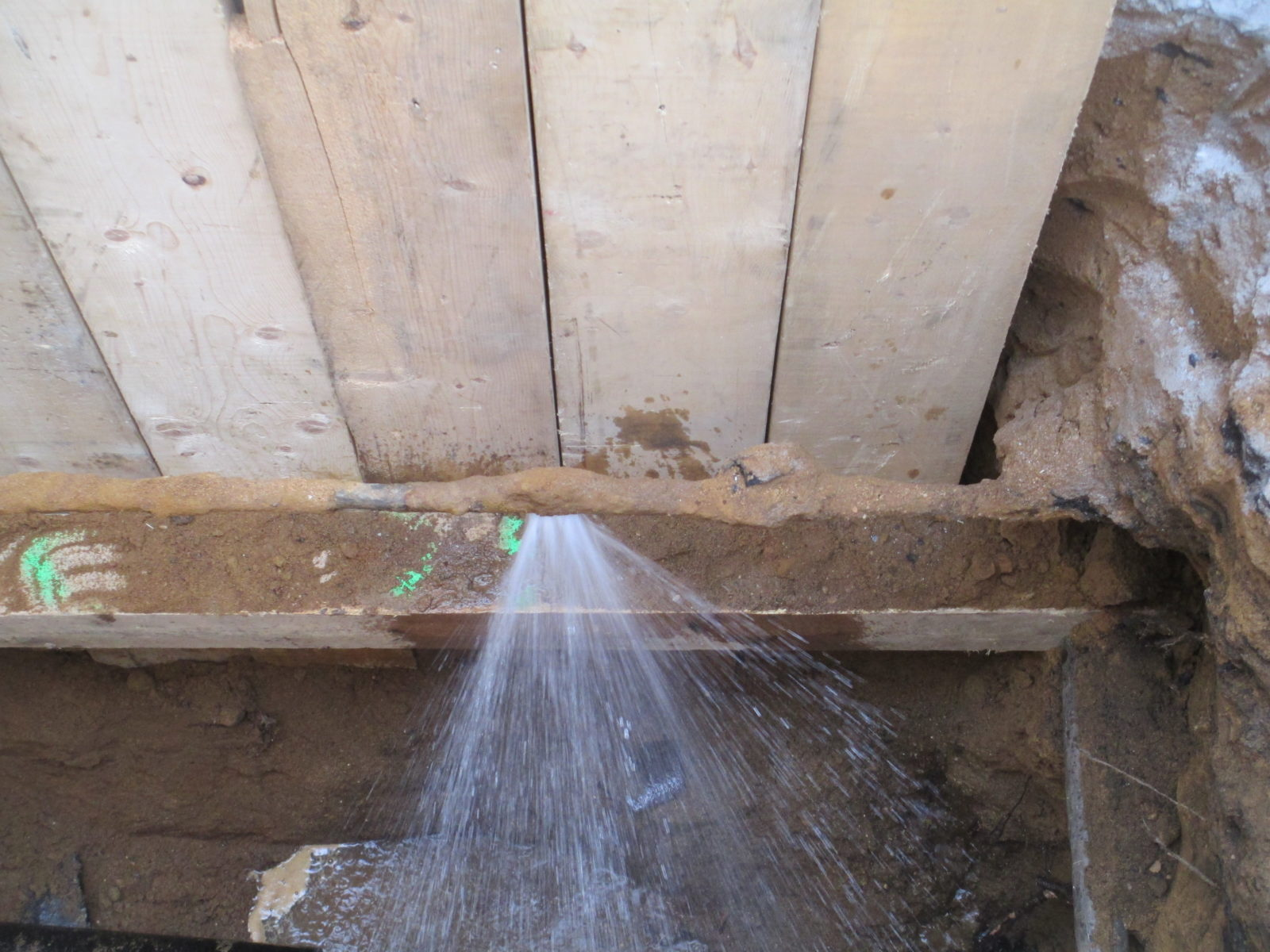 Nyc Water Main Repair Replacement Amp Installation Services