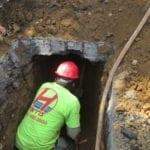 Preparing tunnels