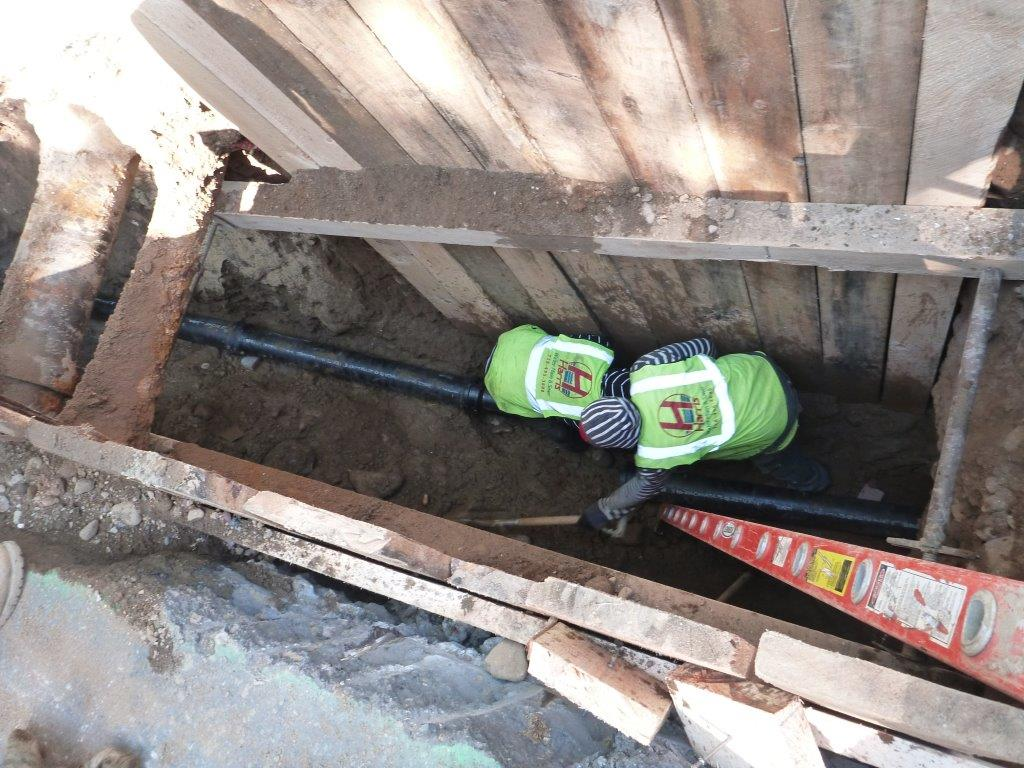 Broken Sewer Leads To Partial Street Closure East New York