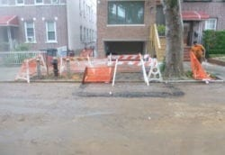 New hydrant- Problem resolved!