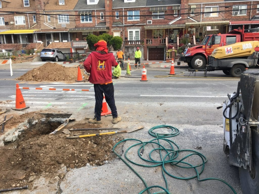 Water main replacement denied by insurance