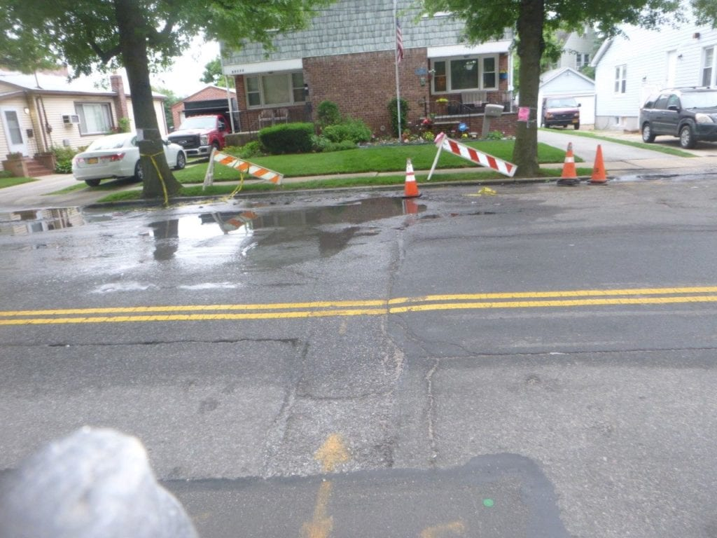 Signs You Have a Water Main Leak