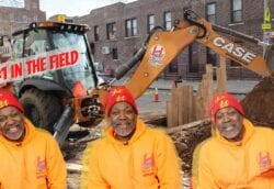 Linden Bascome Lead Foreman Harris Water Main & Sewer