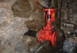 The Benefits of Installing a Fire Sprinkler System